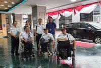 Pegawai Disabilitas kementerian perhubungan