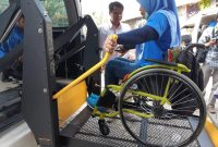 Transportasi Disabilitas